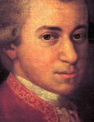 Fragment portretu rodzinnego Mozarta autorstwa J.N. della Croce /za: www.wikipedia.org (dom. publ.)