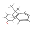 Wizualizacja 3D bisfenolu A
